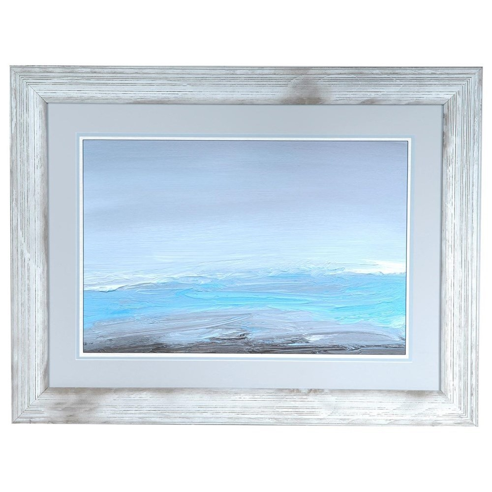 Prints and Paintings Serene 1 by Crestview Collection at Rife's Home Furniture