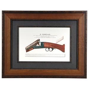 Antique Pistol 2