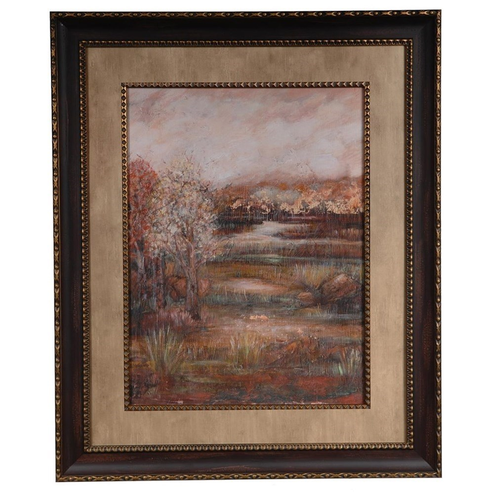 Prints and Paintings Field Of Dreams 1 by Crestview Collection at Rife's Home Furniture