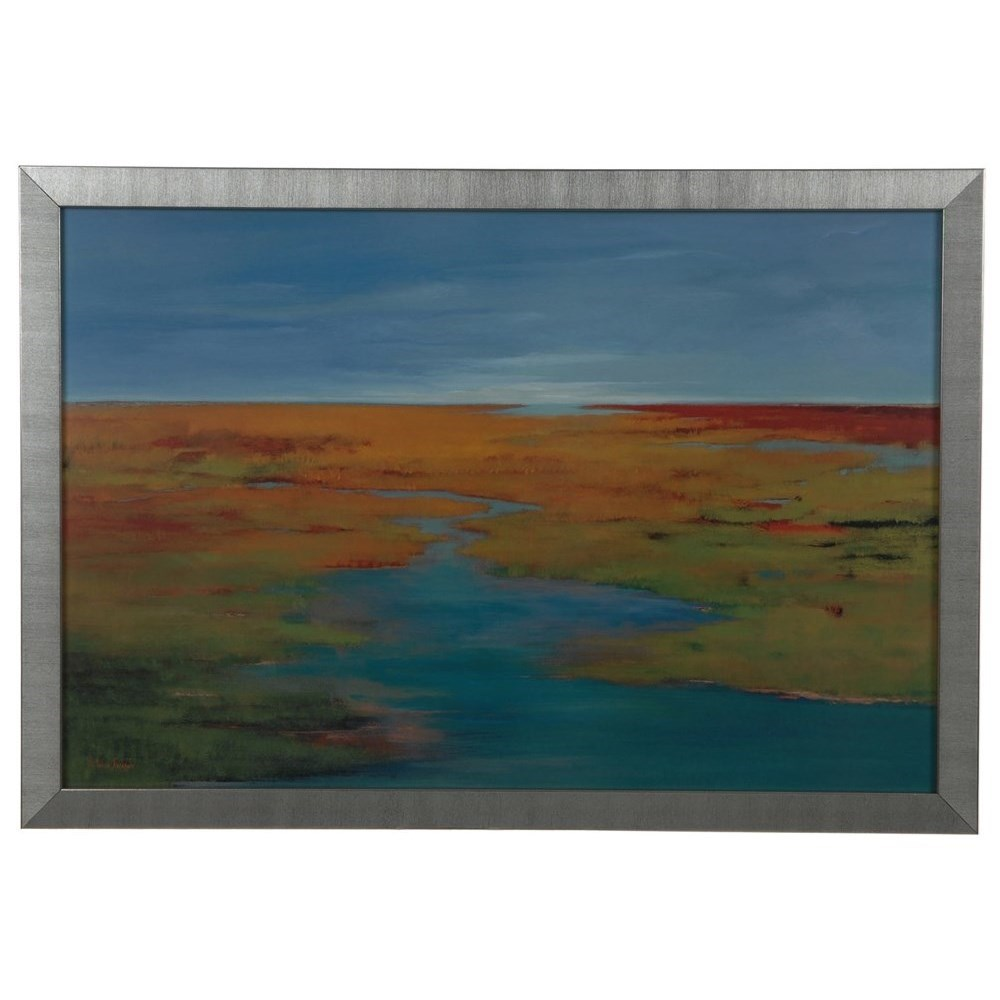 Prints and Paintings Going The Distance by Crestview Collection at Rife's Home Furniture