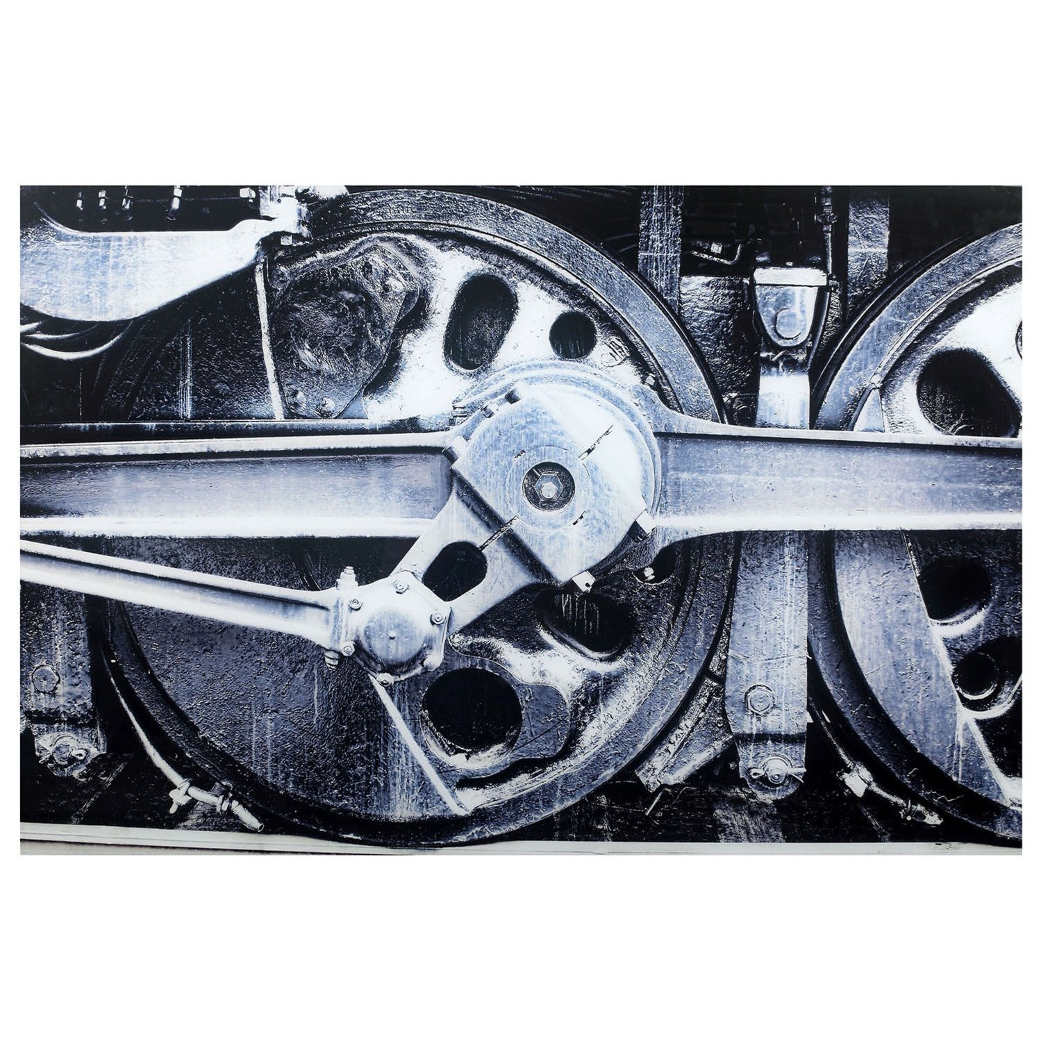 Prints and Paintings Iron Horse by Crestview Collection at Rife's Home Furniture