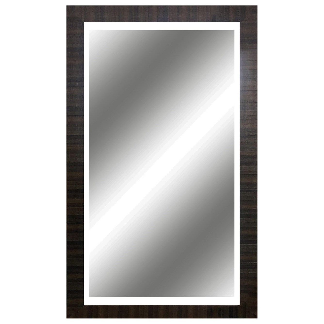 Wall Décor Decorative Mirror by Crestview Collection at Rife's Home Furniture