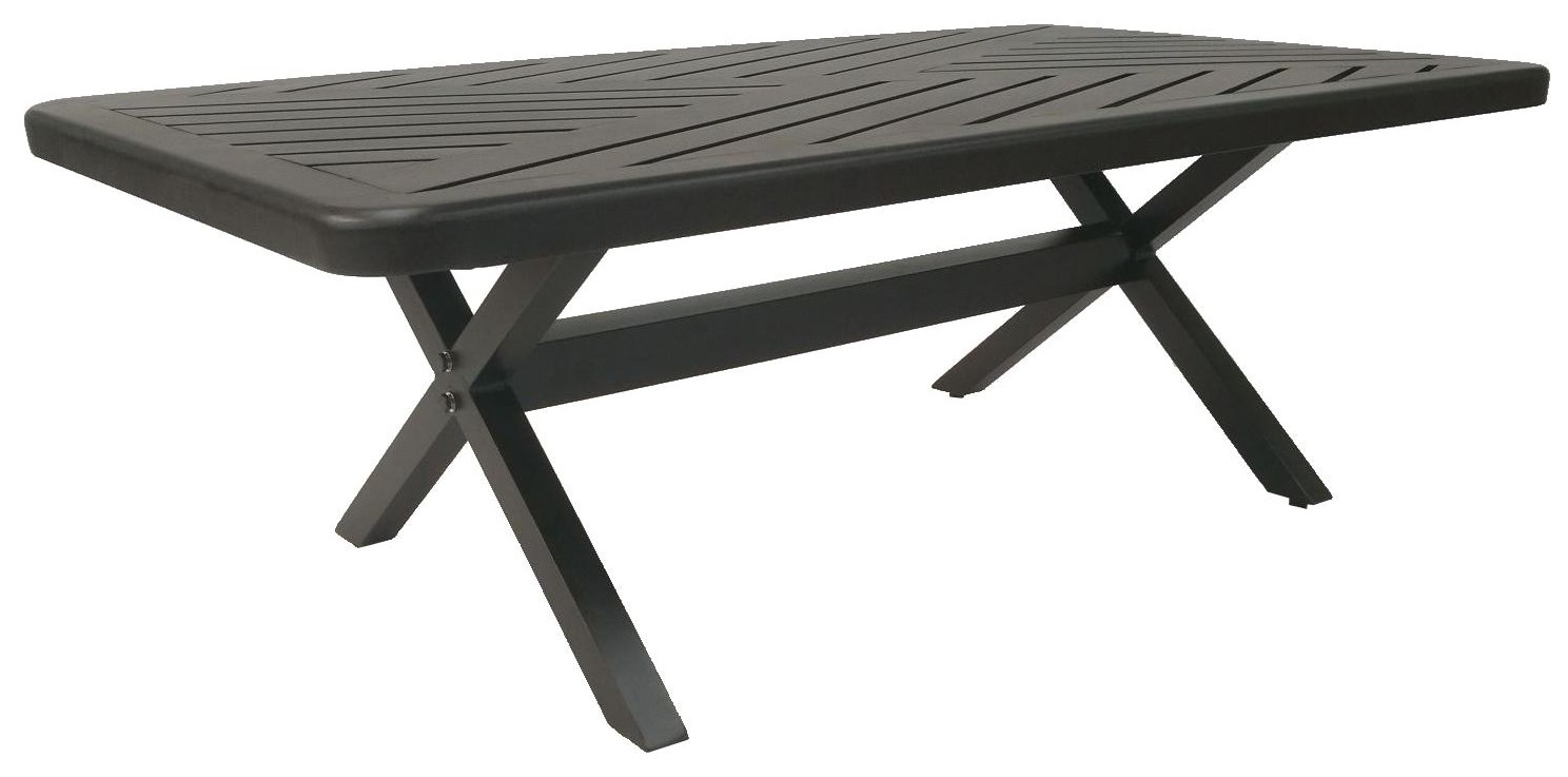 Crown Garden Cocktail Table by Crown Garden Furniture at Johnny Janosik