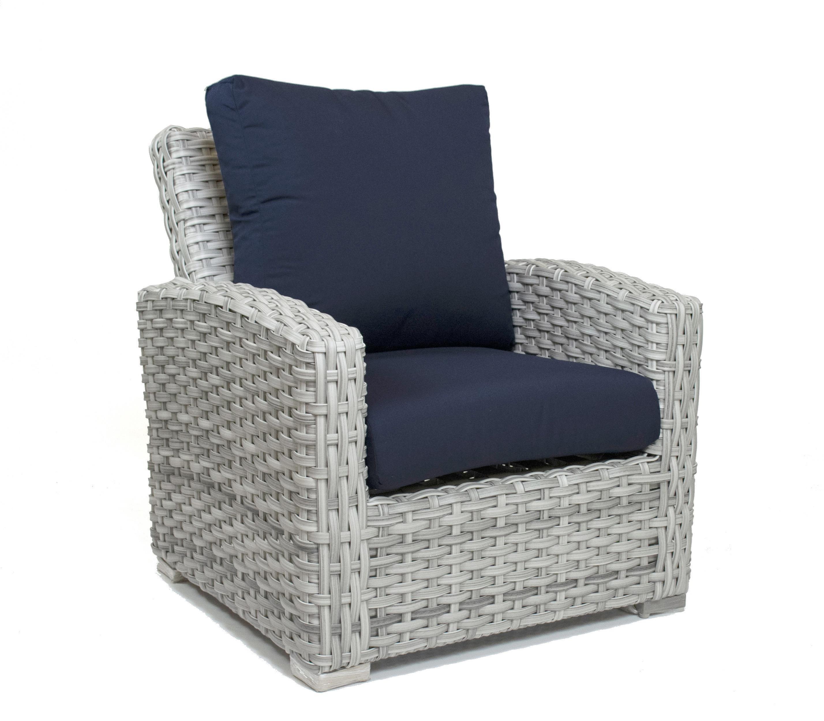 Crown Garden Club Chair by Crown Garden Furniture at Johnny Janosik