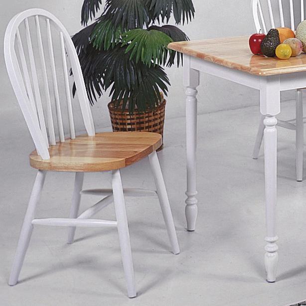 Farmhouse Dining Side Chair by Crown Mark at Bullard Furniture