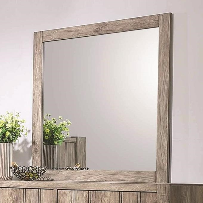 Abbot Dresser Mirror by Crown Mark at Catalog Outlet