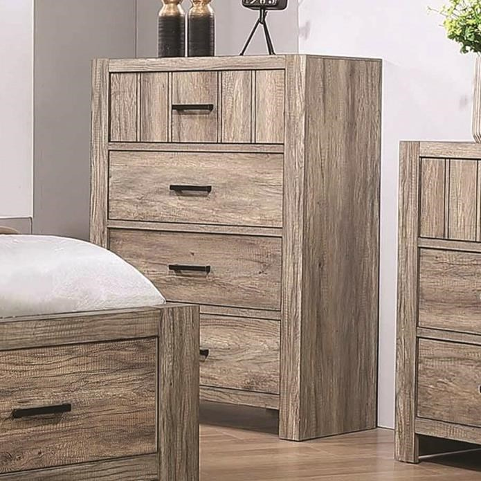 Abbot Chest by Crown Mark Furniture at Del Sol Furniture