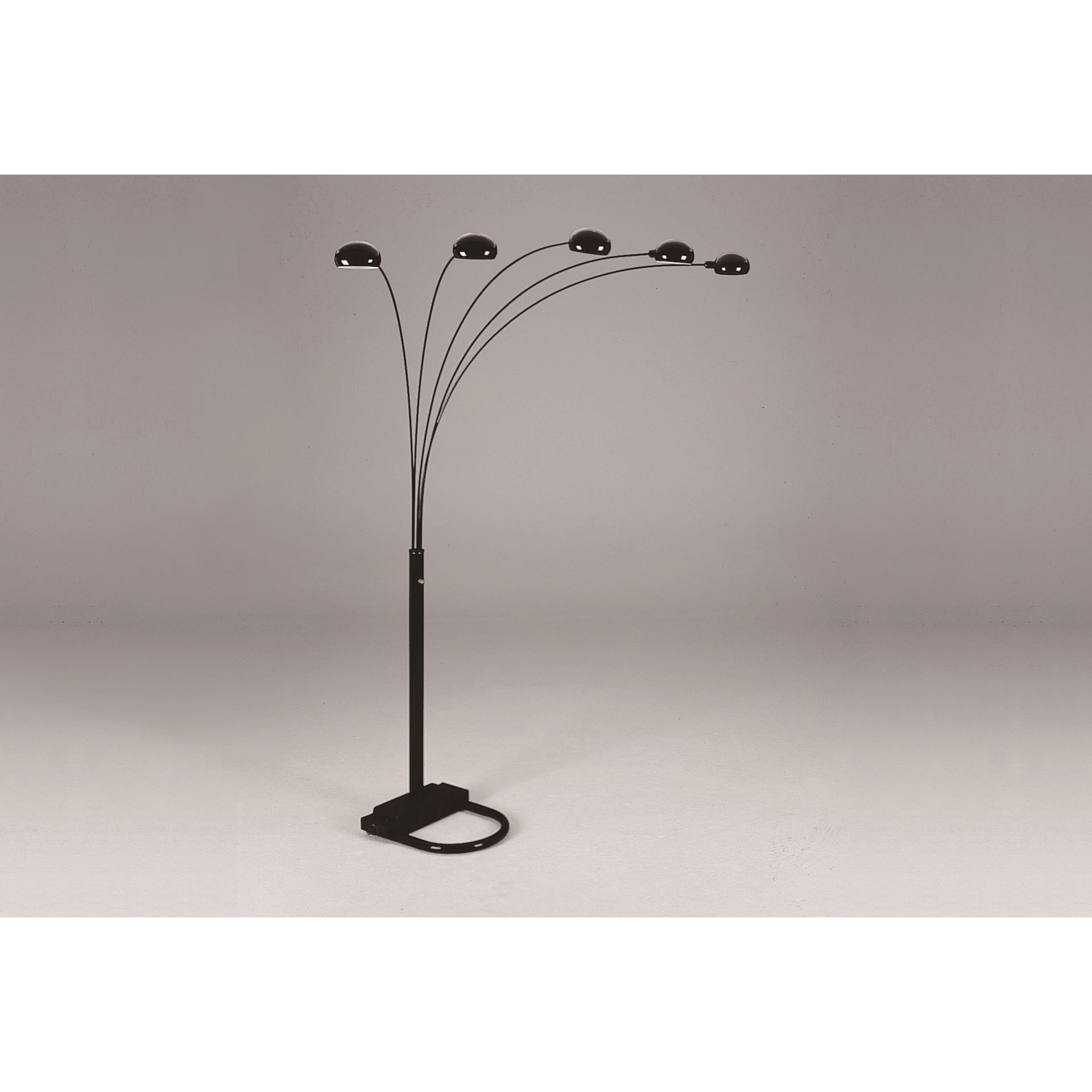 Arc Floor Lamp by Crown Mark at Northeast Factory Direct
