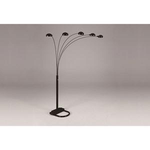 Peacock Floor Lamp