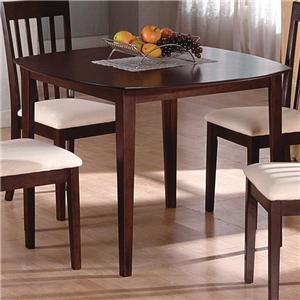 Square Kitchen Leg Table