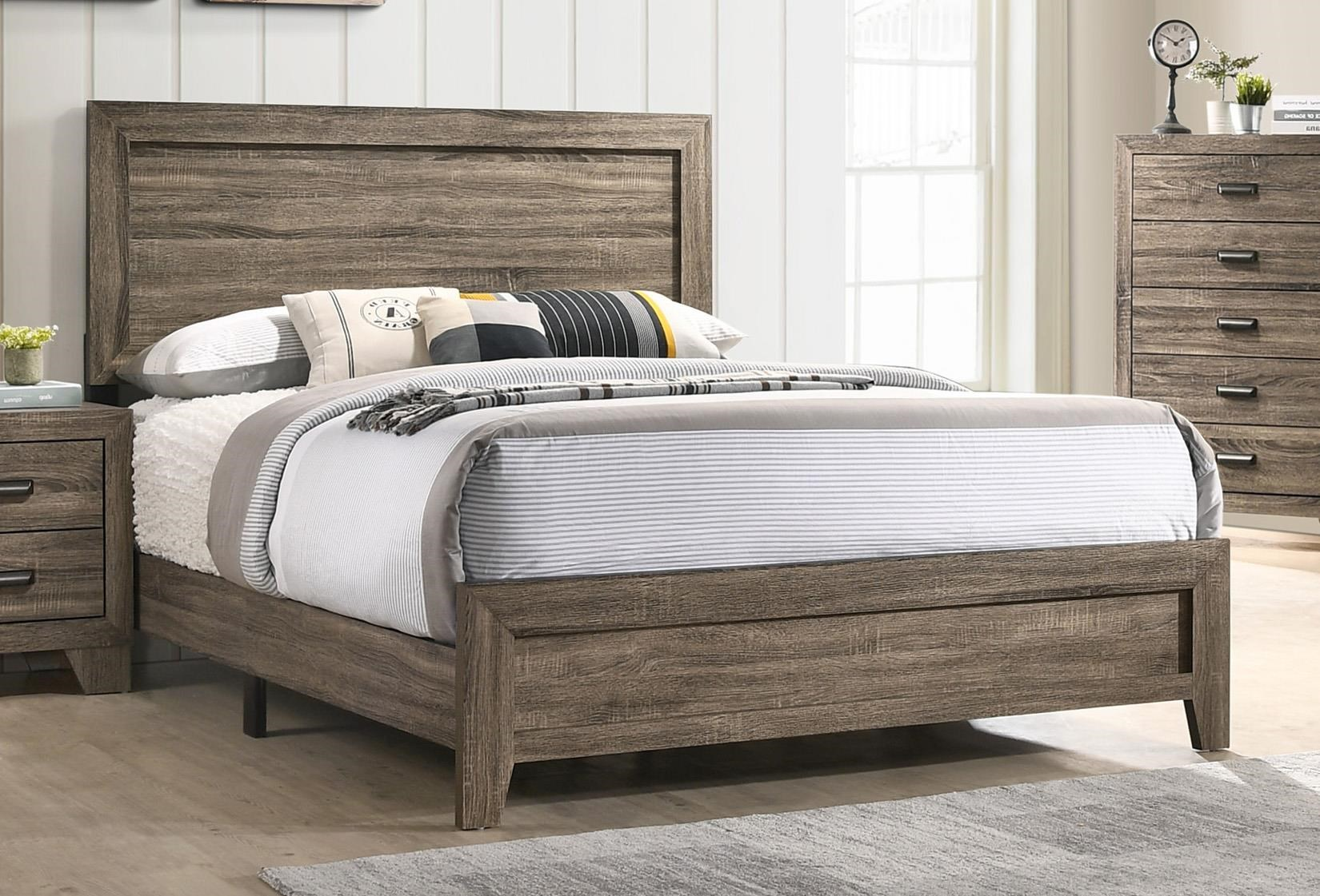 B9200 Twin Bed by Crown Mark at Sam Levitz Outlet
