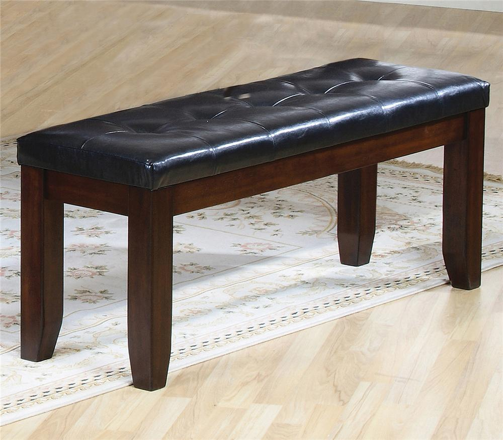 Bardstown Bench by Crown Mark at Northeast Factory Direct
