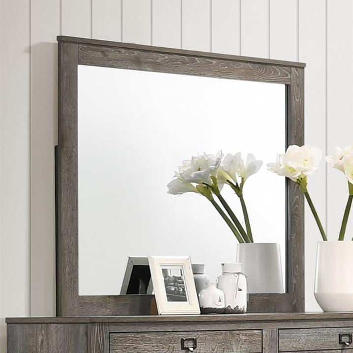 Bateson Dresser Mirror by Crown Mark at Northeast Factory Direct