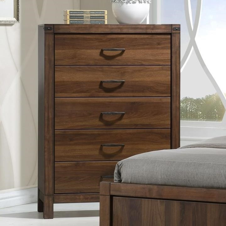Belmont Chest of Drawers by Crown Mark at Wilcox Furniture