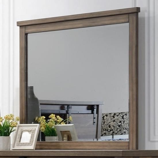 Calhoun Mirror by Crown Mark at Northeast Factory Direct
