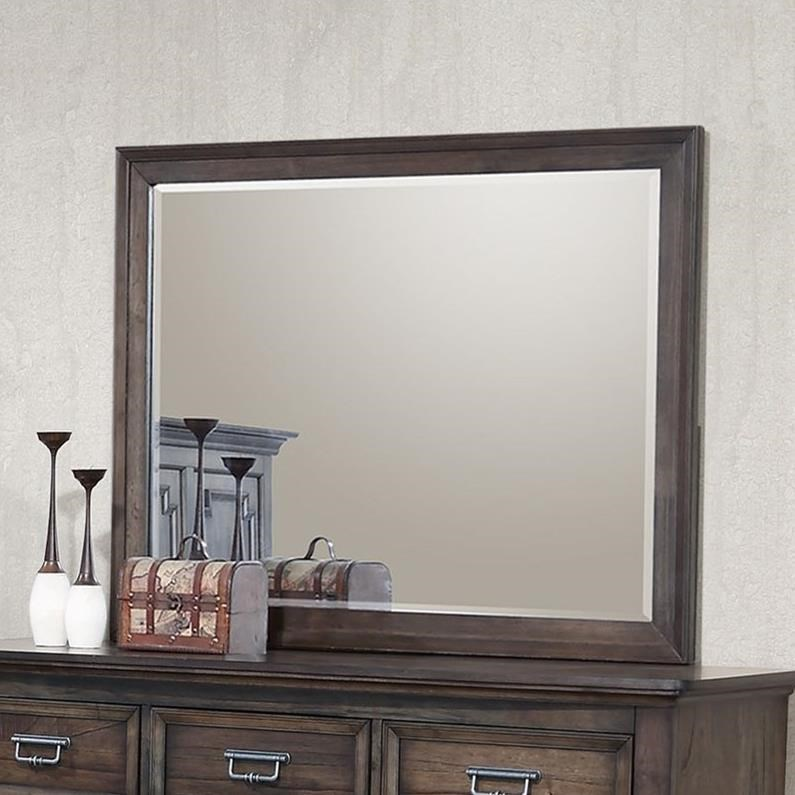 Campbell Dresser Mirror by Crown Mark at Northeast Factory Direct