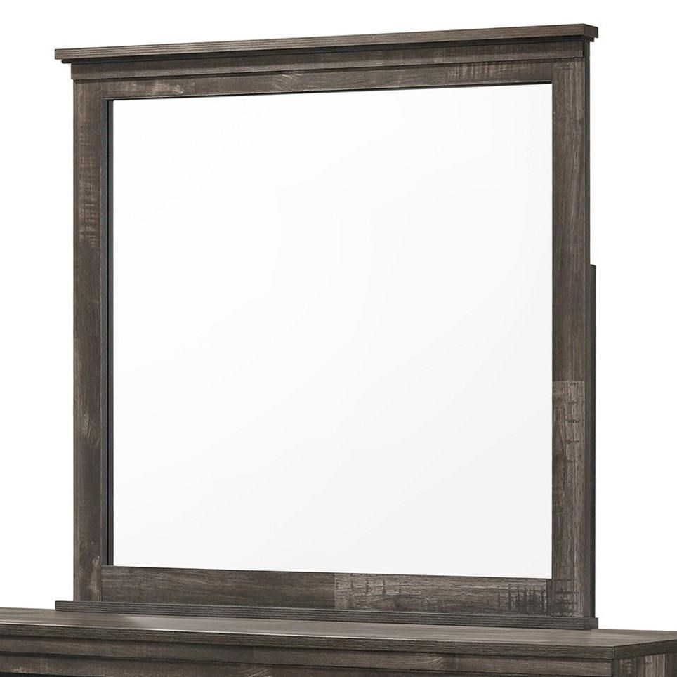 Carter Dresser Mirror by Crown Mark at Northeast Factory Direct