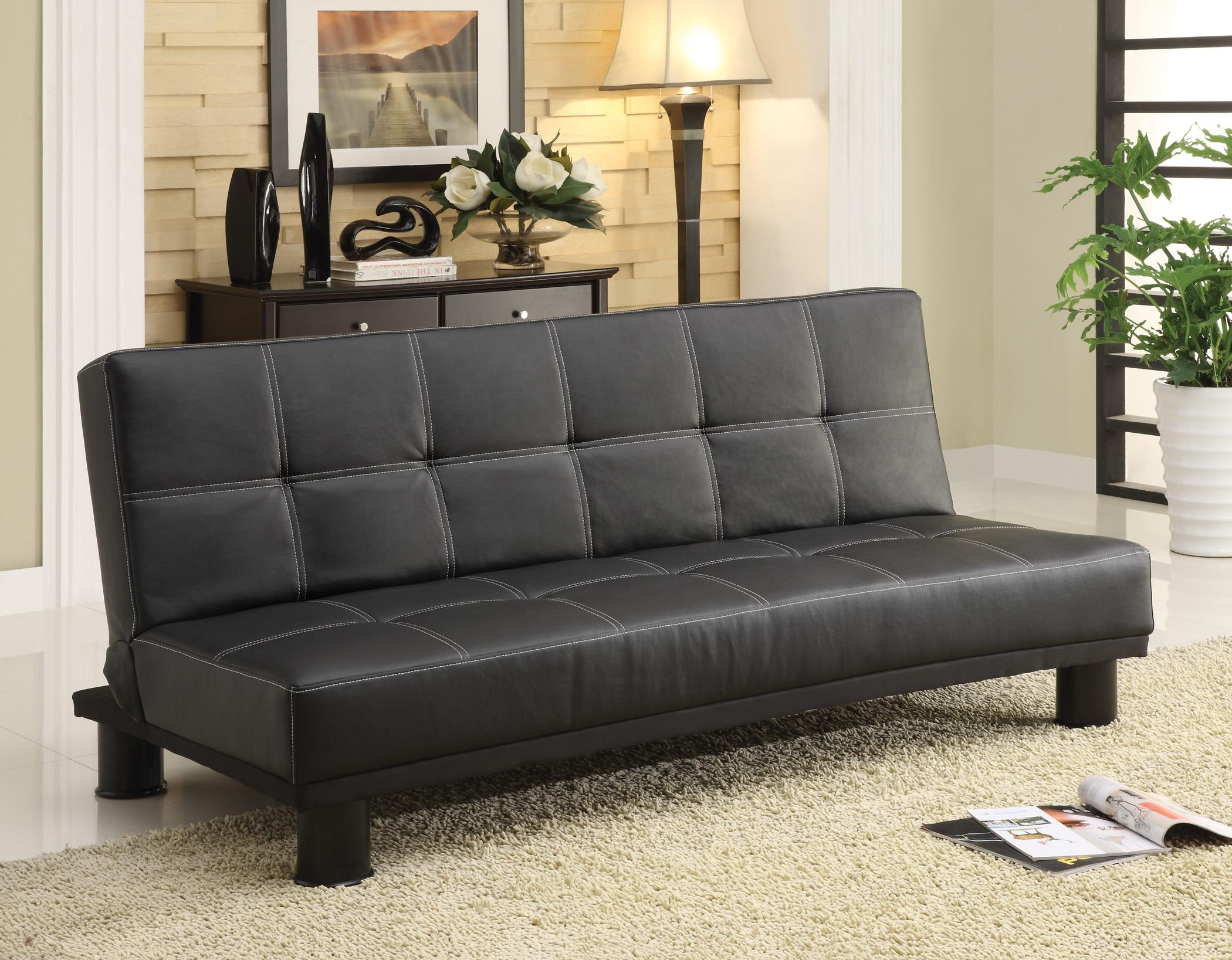 Collin Adjustable Sofa by Crown Mark at Northeast Factory Direct