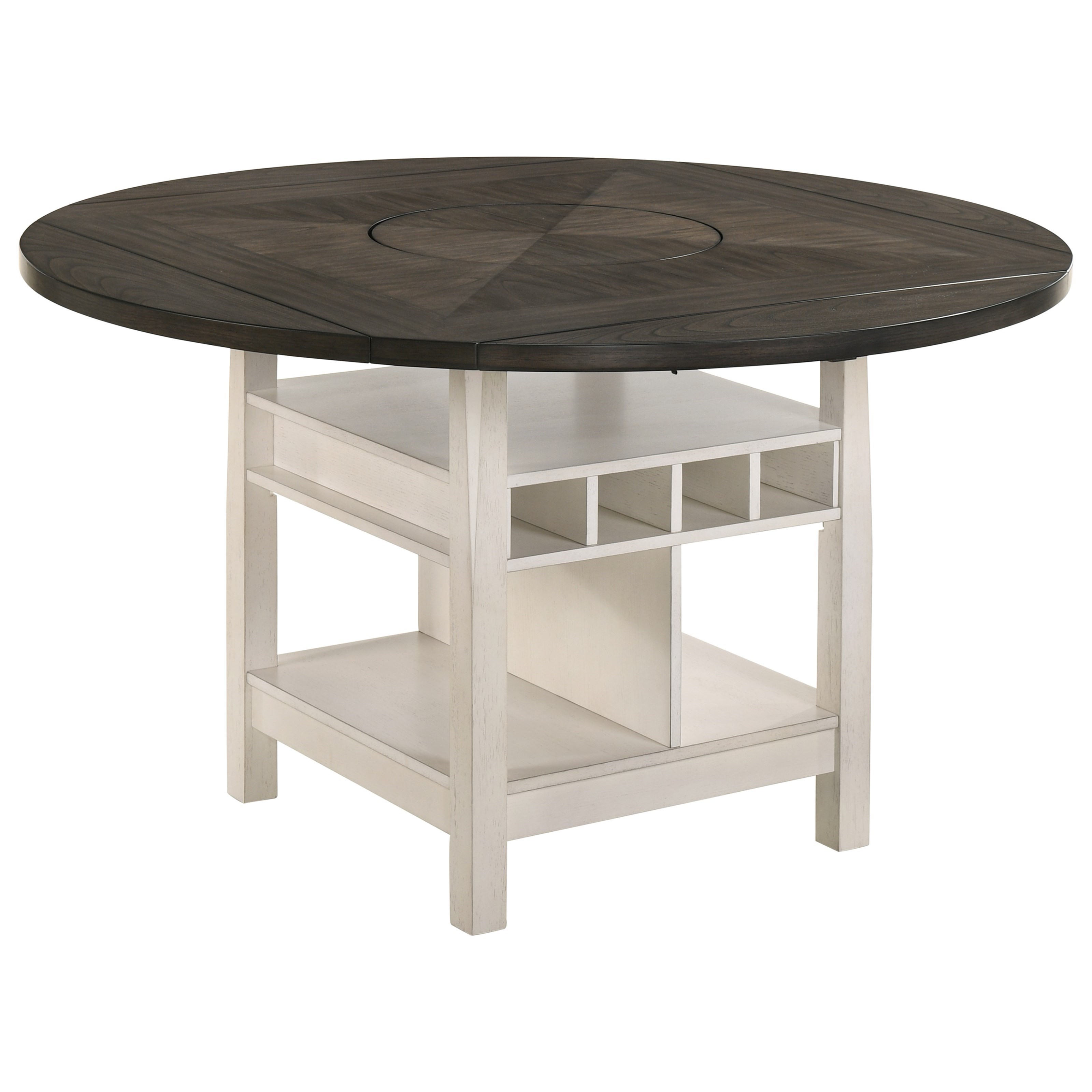 Conner Counter Height Table by Crown Mark at Northeast Factory Direct