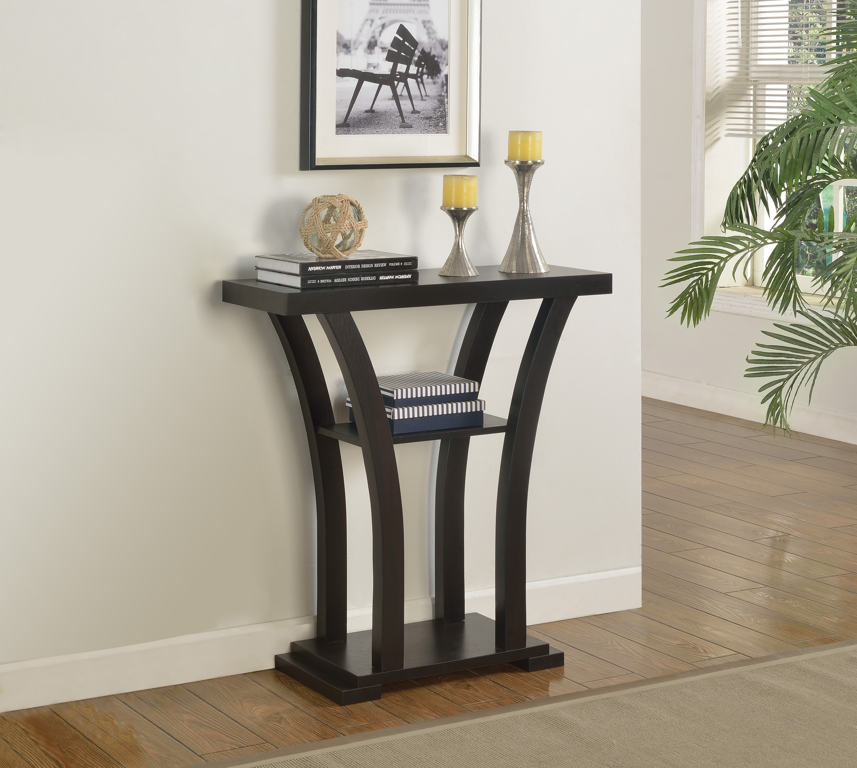 Console Tables Console Table by Crown Mark at Northeast Factory Direct