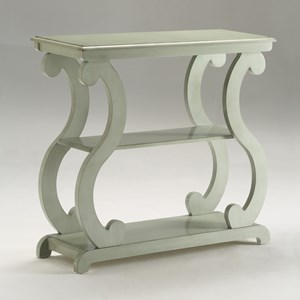 Console Table with S-Shaped Legs