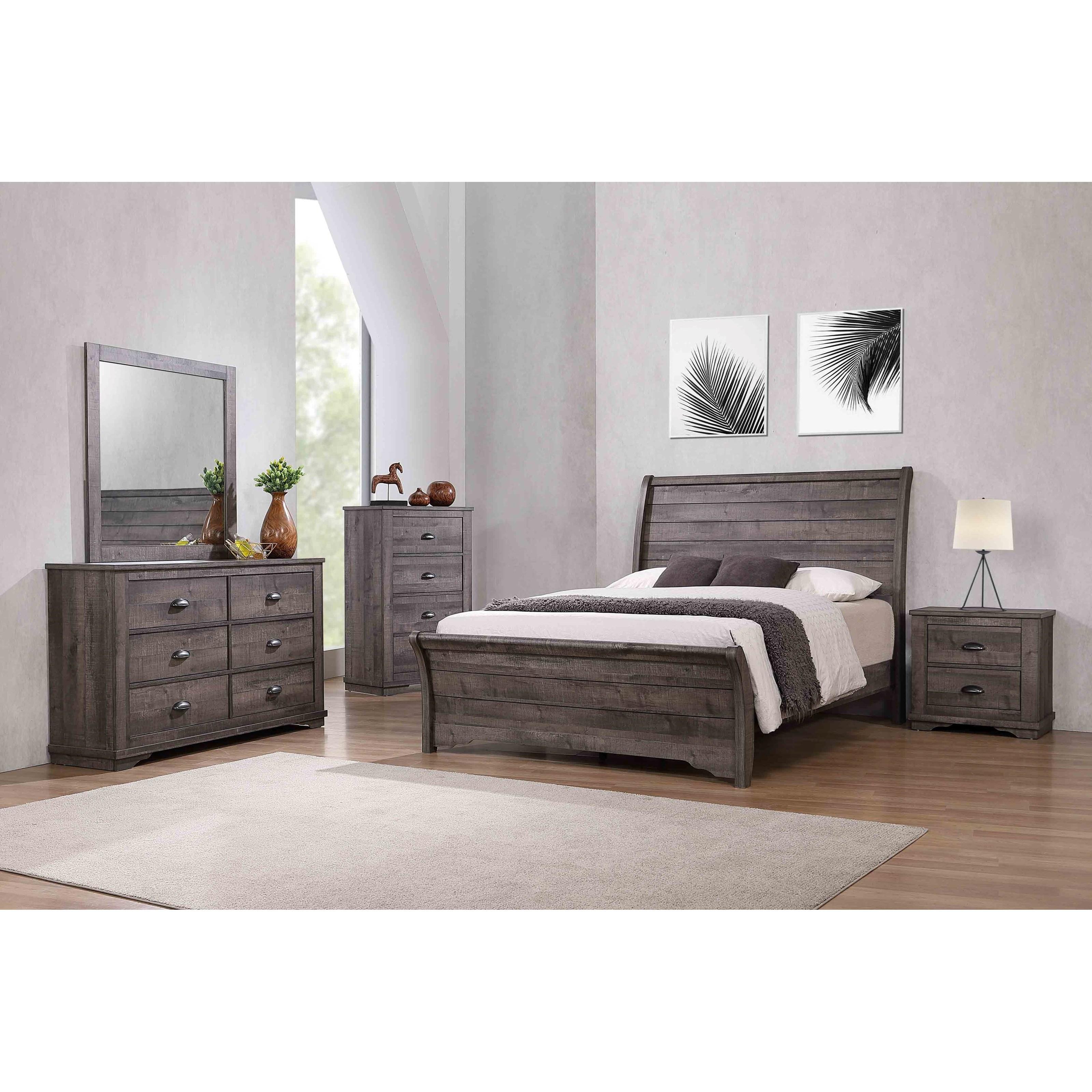 Caroline 5PC Queen Bedroom Set at Rotmans