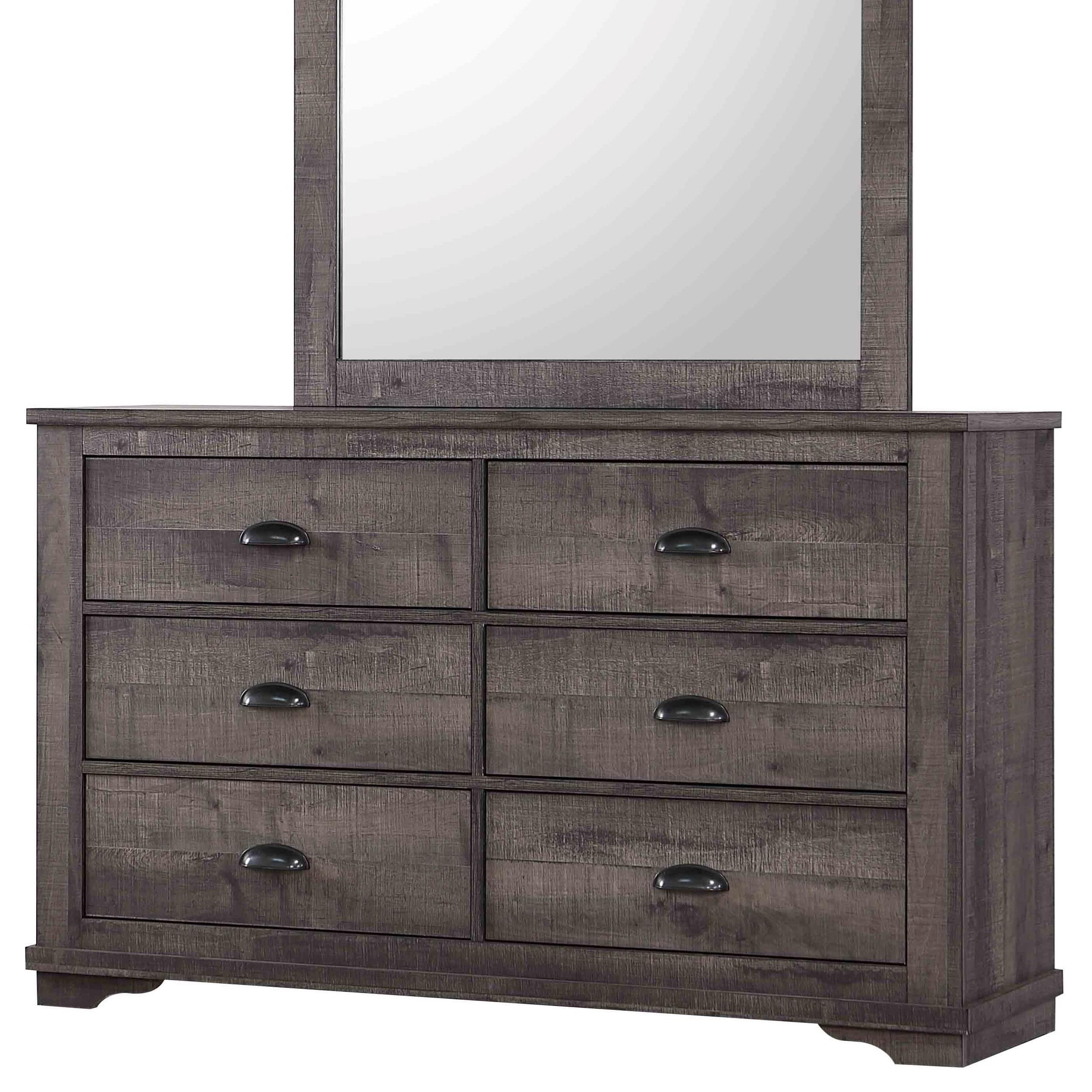 Coralee Dresser by Crown Mark at Darvin Furniture