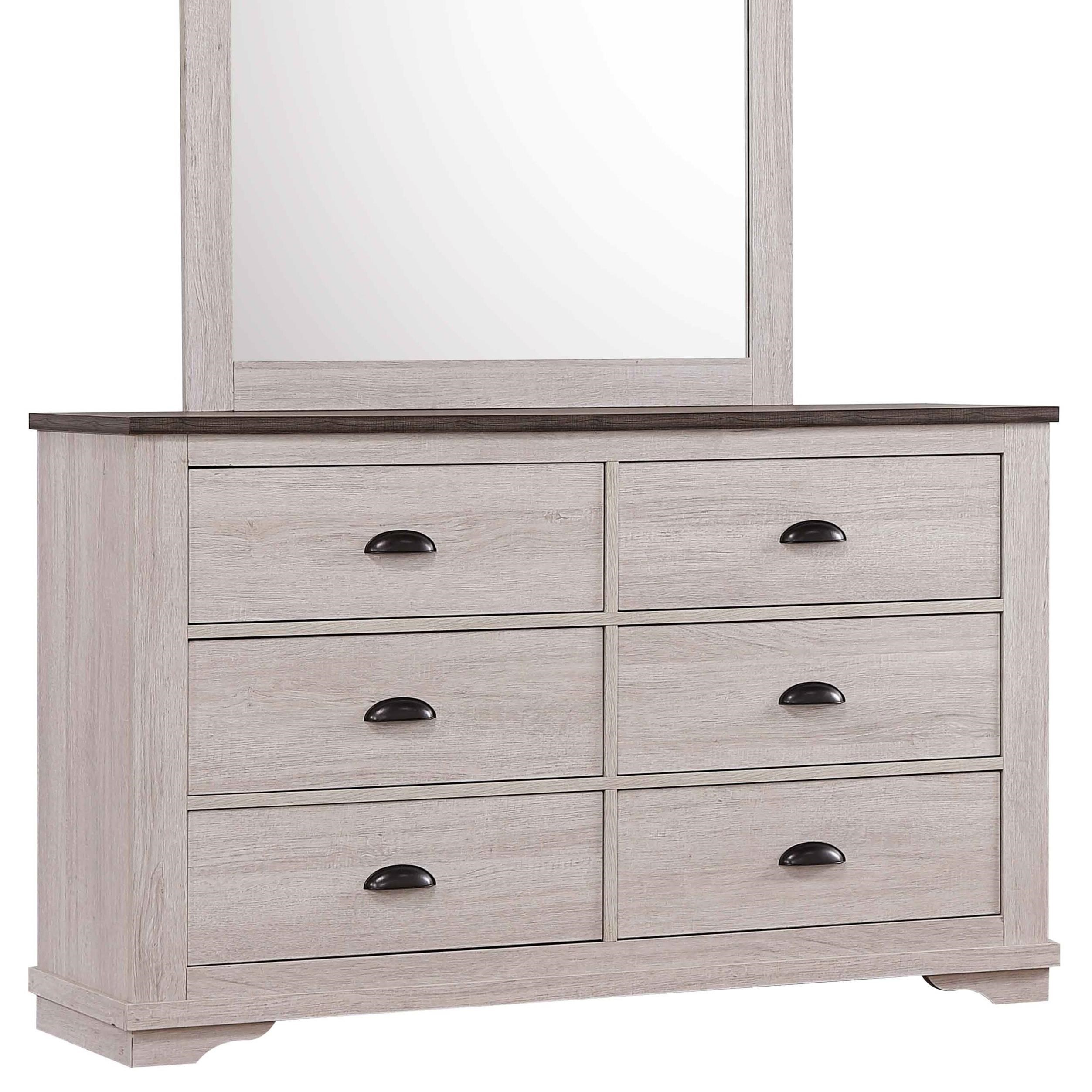 Coralee Dresser by Crown Mark at Northeast Factory Direct