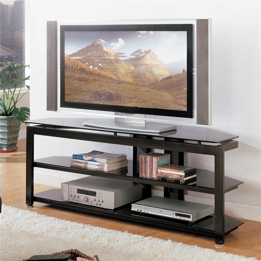 Delta TV Stand by Crown Mark at Northeast Factory Direct