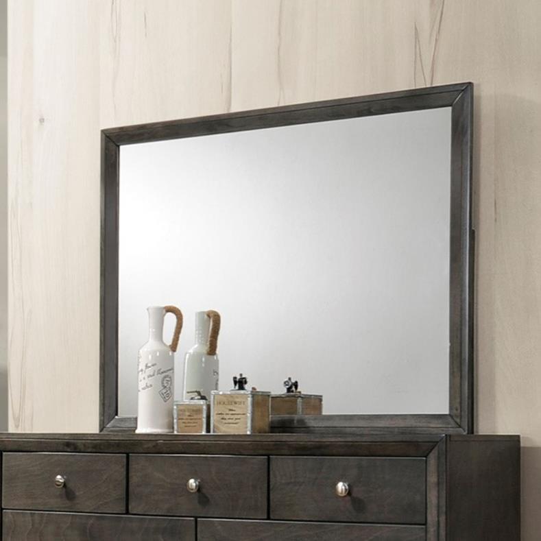 Evan Dresser Mirror                    by Crown Mark at Northeast Factory Direct