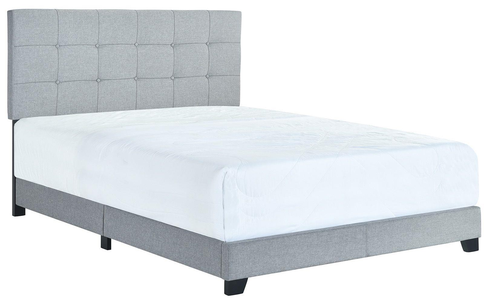 Florence King Upholstered Bed by Royal Fair at Ruby Gordon Home