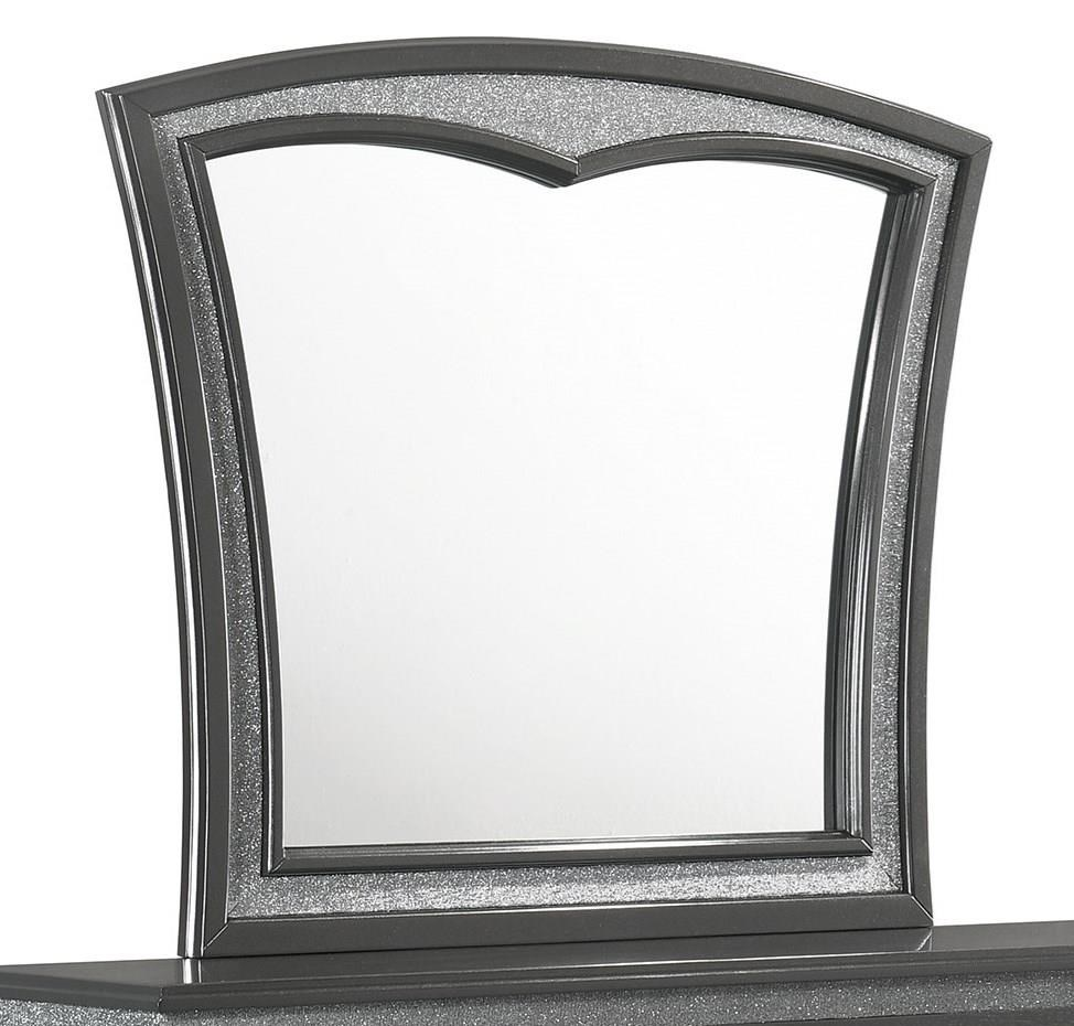 FRAMPTON Dresser Mirror by Royal Fair at Ruby Gordon Home