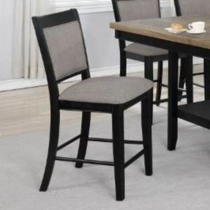 Transitional Counter Height Chair