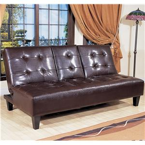 Crown Mark Futons & Daybeds Adjustable Sofa