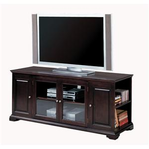 Entertainment Console with Storage