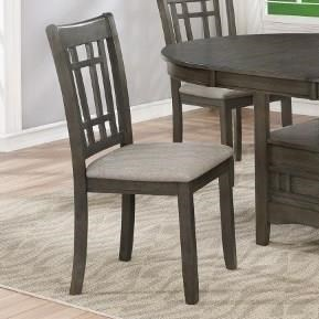 Hartwell Side Chair by Crown Mark at Northeast Factory Direct