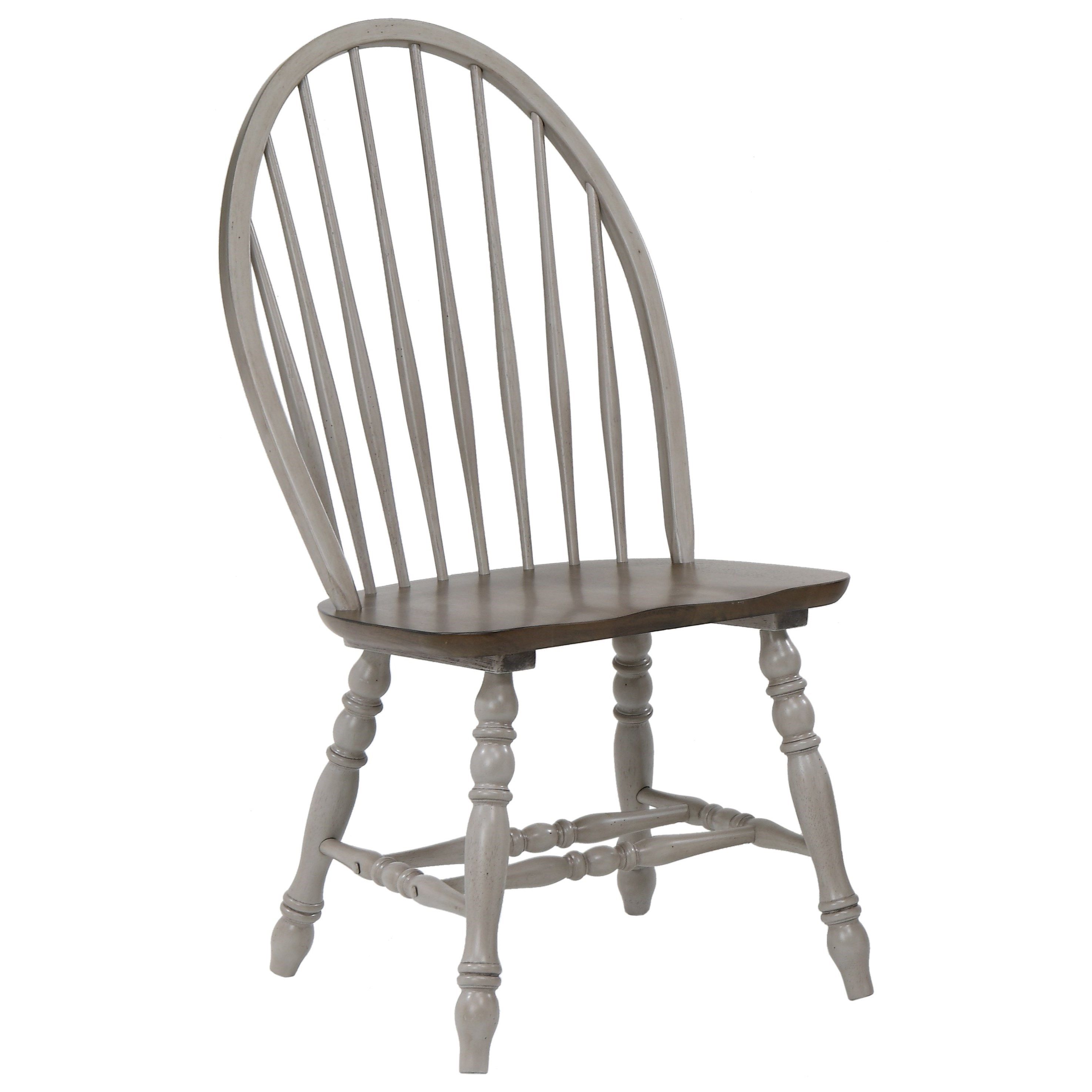 Jack Windsor Dining Side Chair by Crown Mark at Bullard Furniture