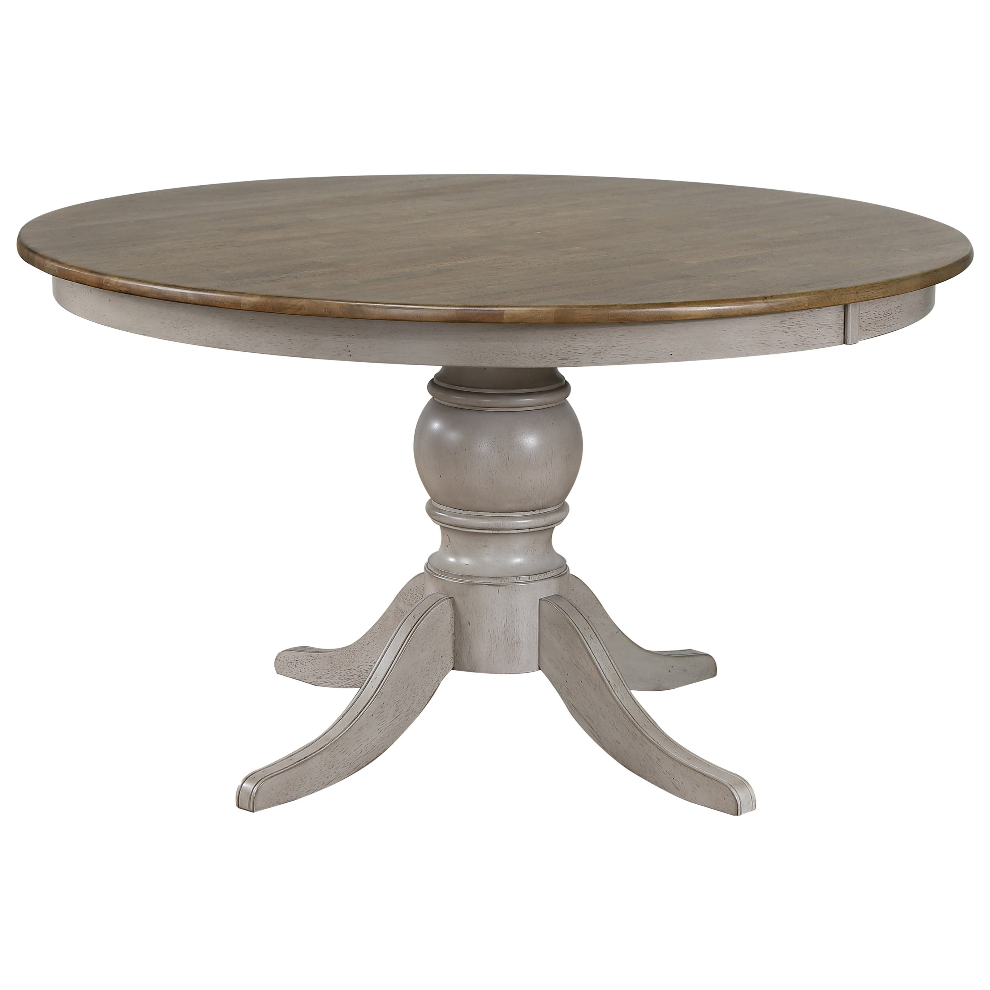 Jack Round Dining Table by Crown Mark at Northeast Factory Direct