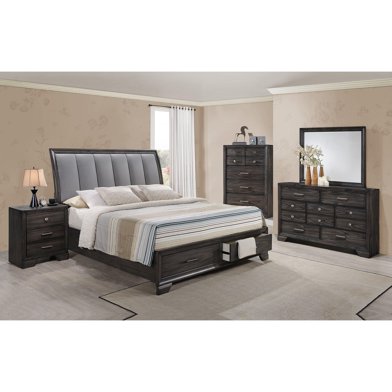 Queen 5-PC Bedroom Group