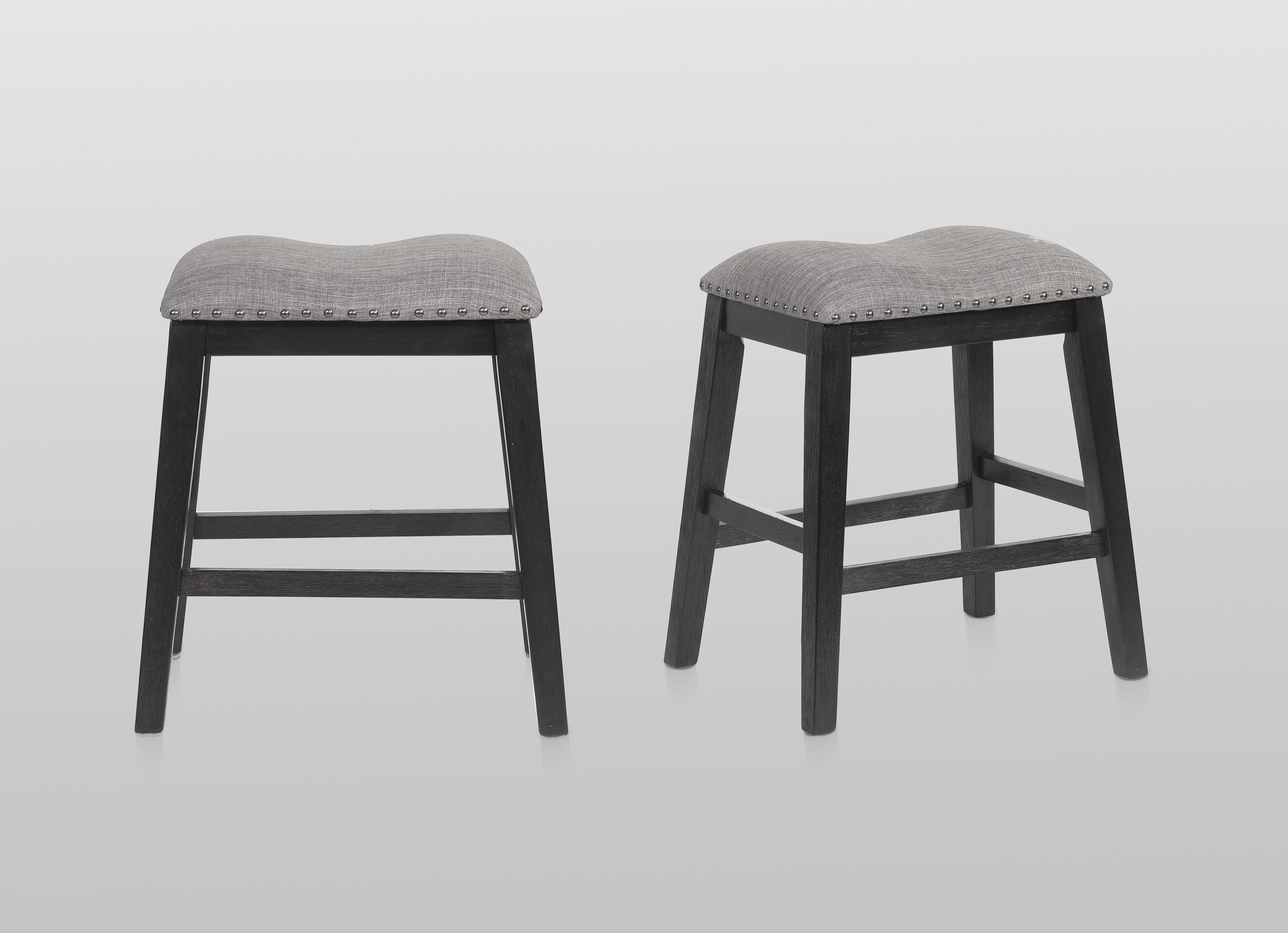 Maskey Counter Height Stool by Crown Mark at Northeast Factory Direct