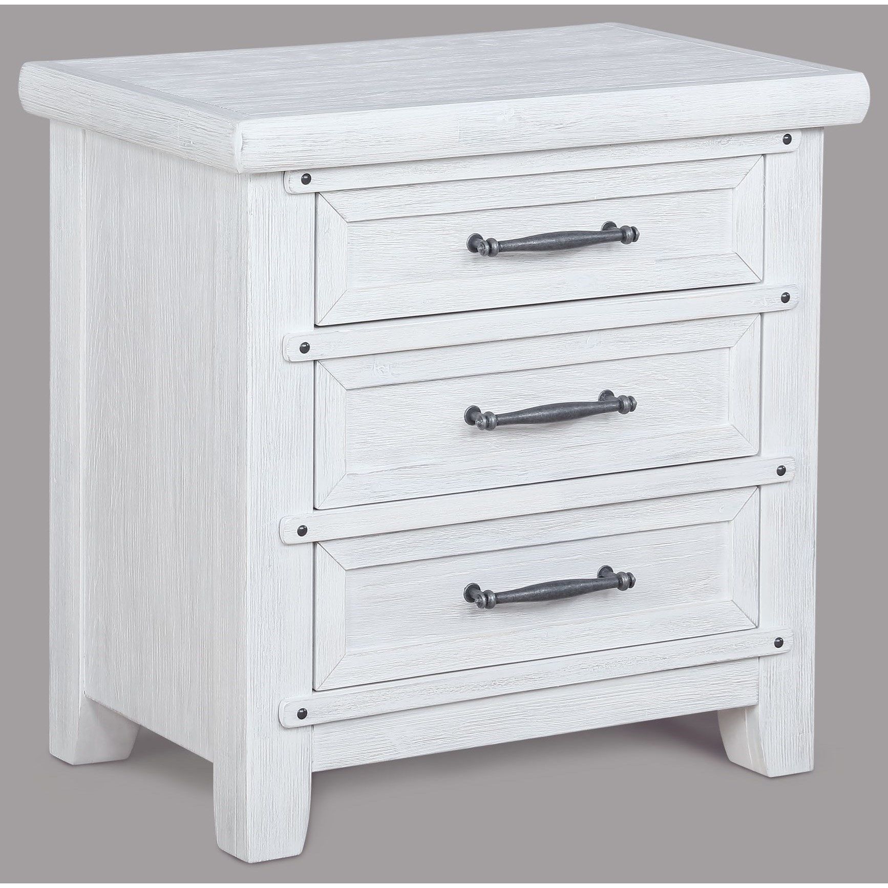 Maybelle Nightstand by Crown Mark at Darvin Furniture