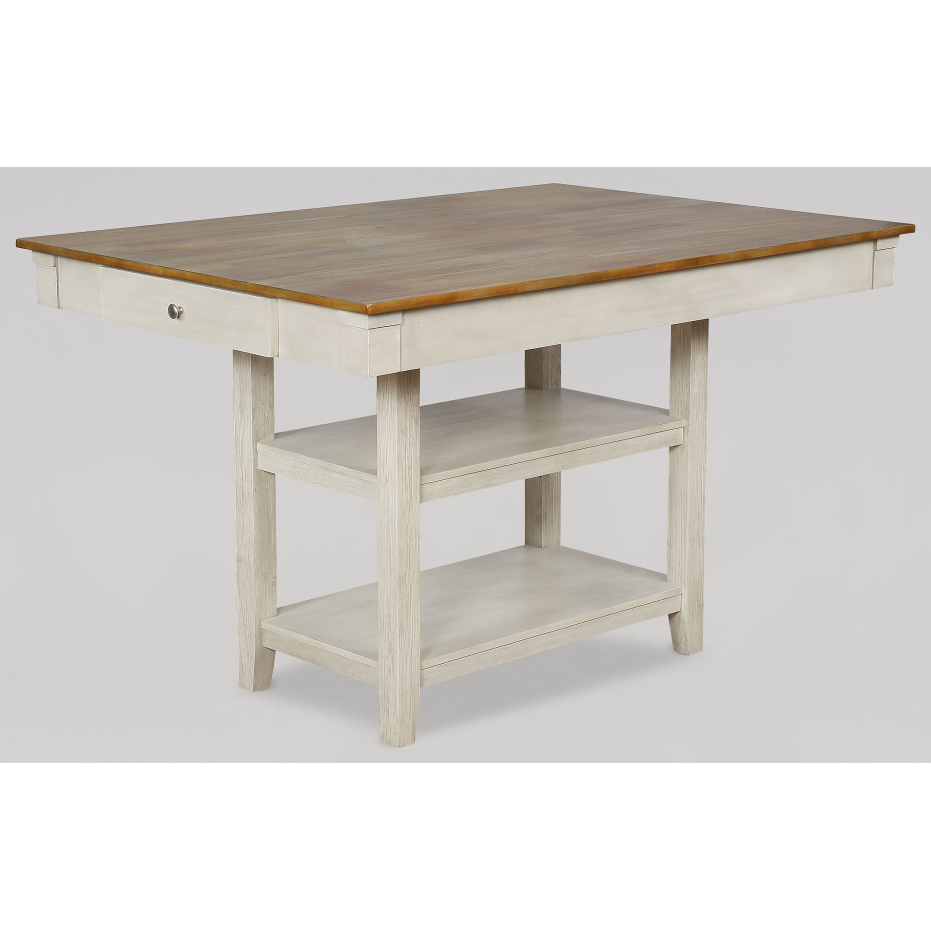 Nina Counter Height Table by Crown Mark at Darvin Furniture