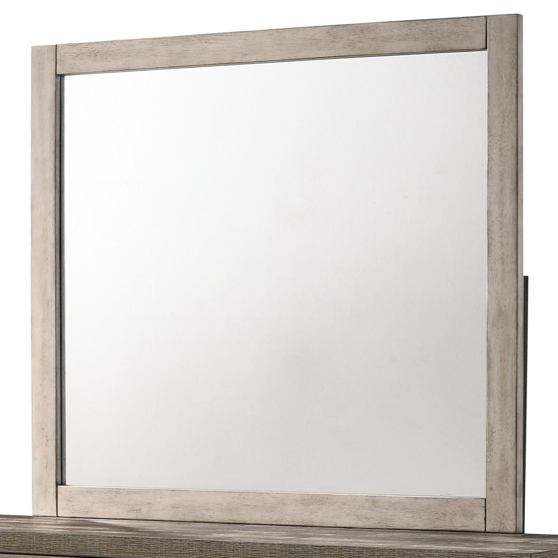 Patterson Mirror by Crown Mark at Bullard Furniture