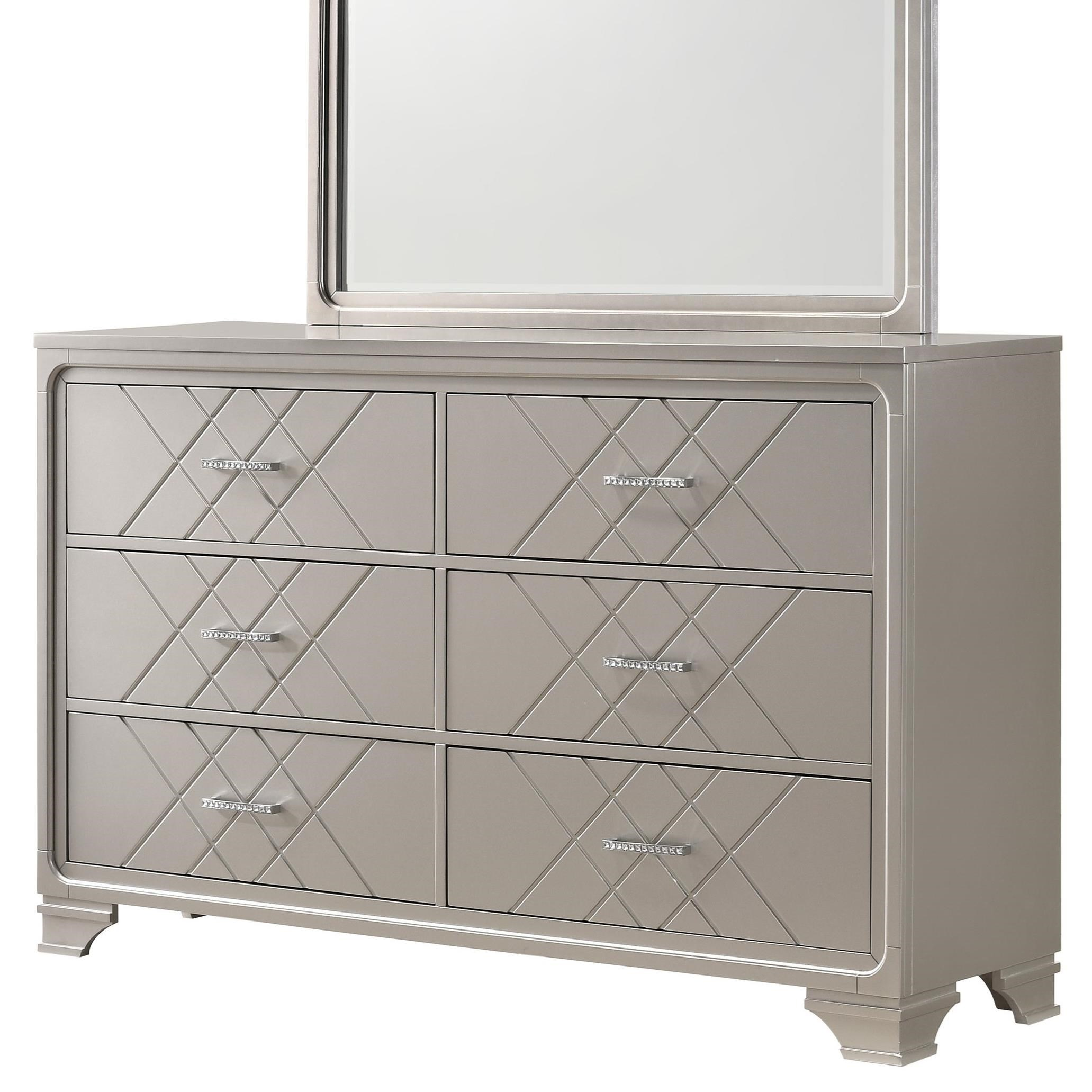 Phoebe Dresser by Crown Mark at Northeast Factory Direct