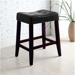 """24"""" Kent Saddle Chair"""