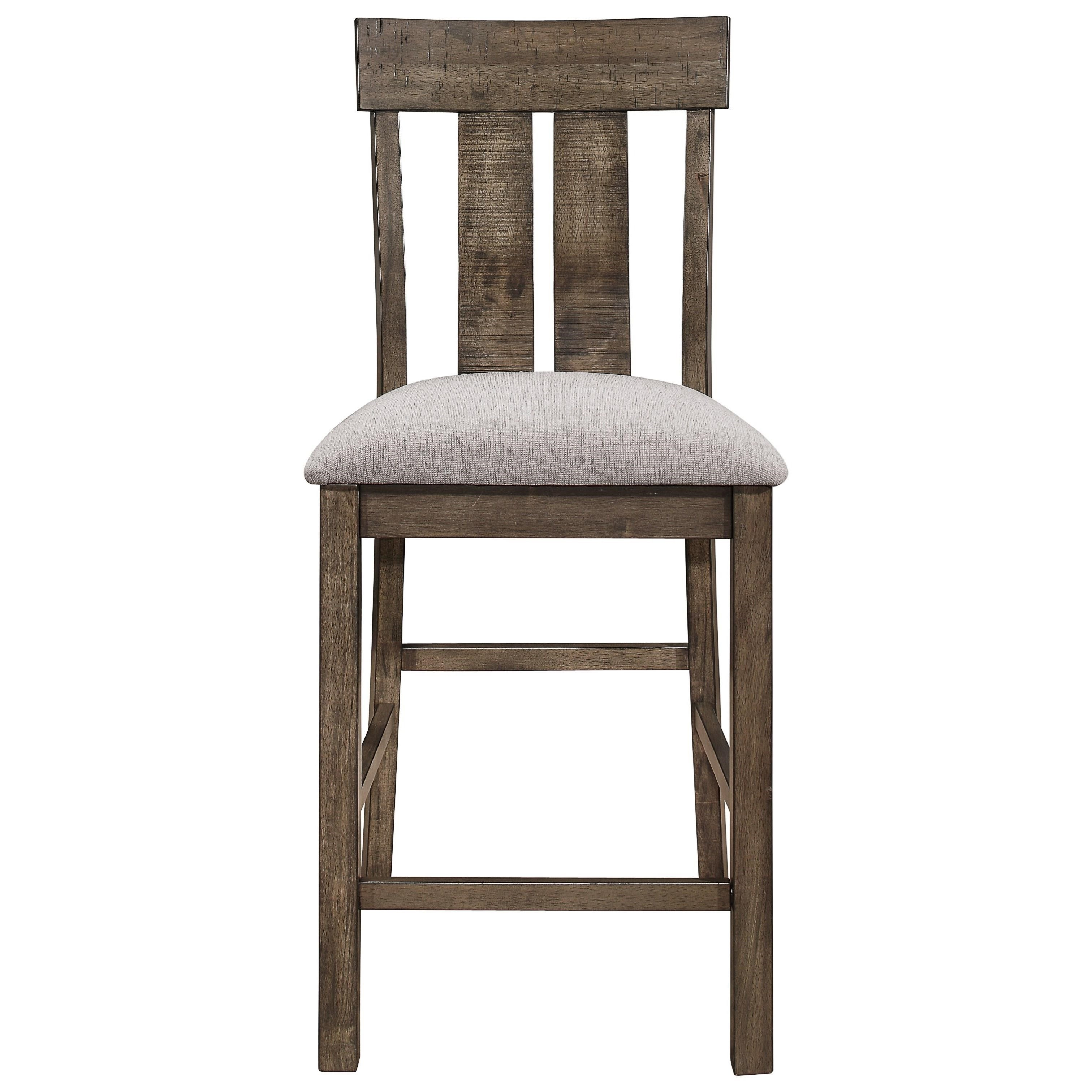 Quincy Counter Height Stool by Crown Mark at Northeast Factory Direct