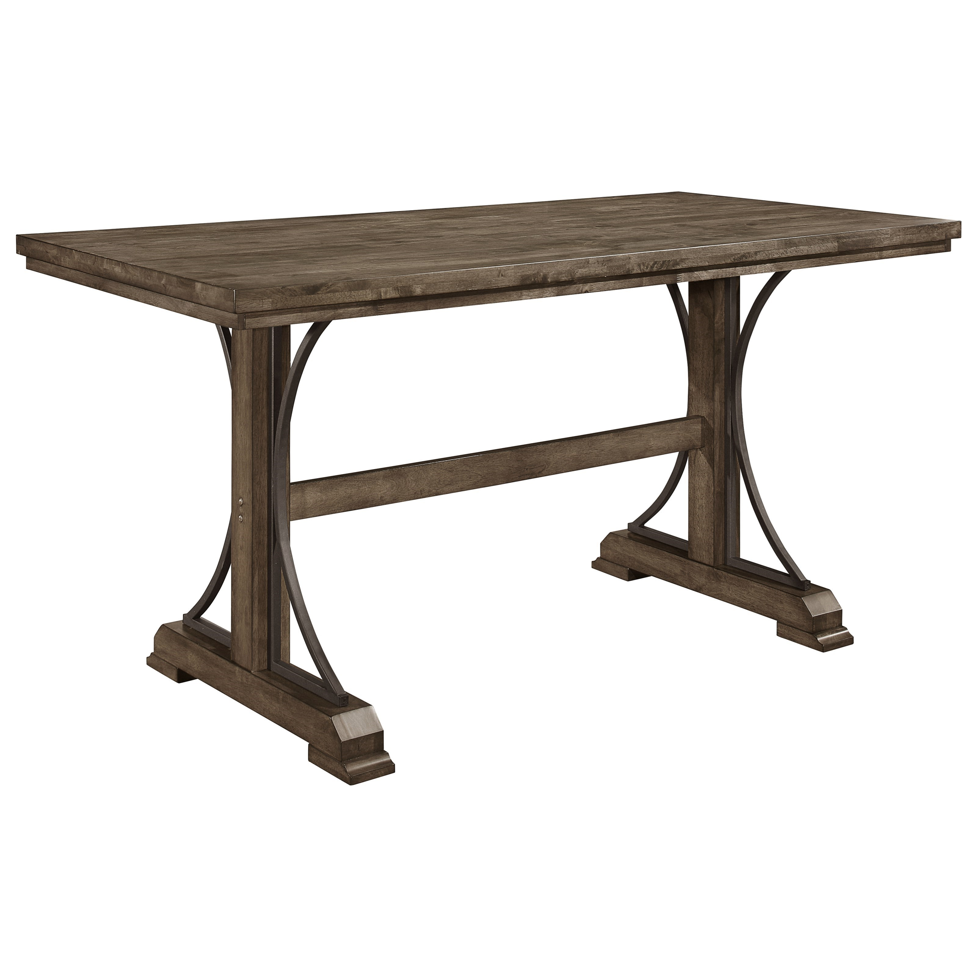 Quincy Counter Height Table by Crown Mark at Northeast Factory Direct