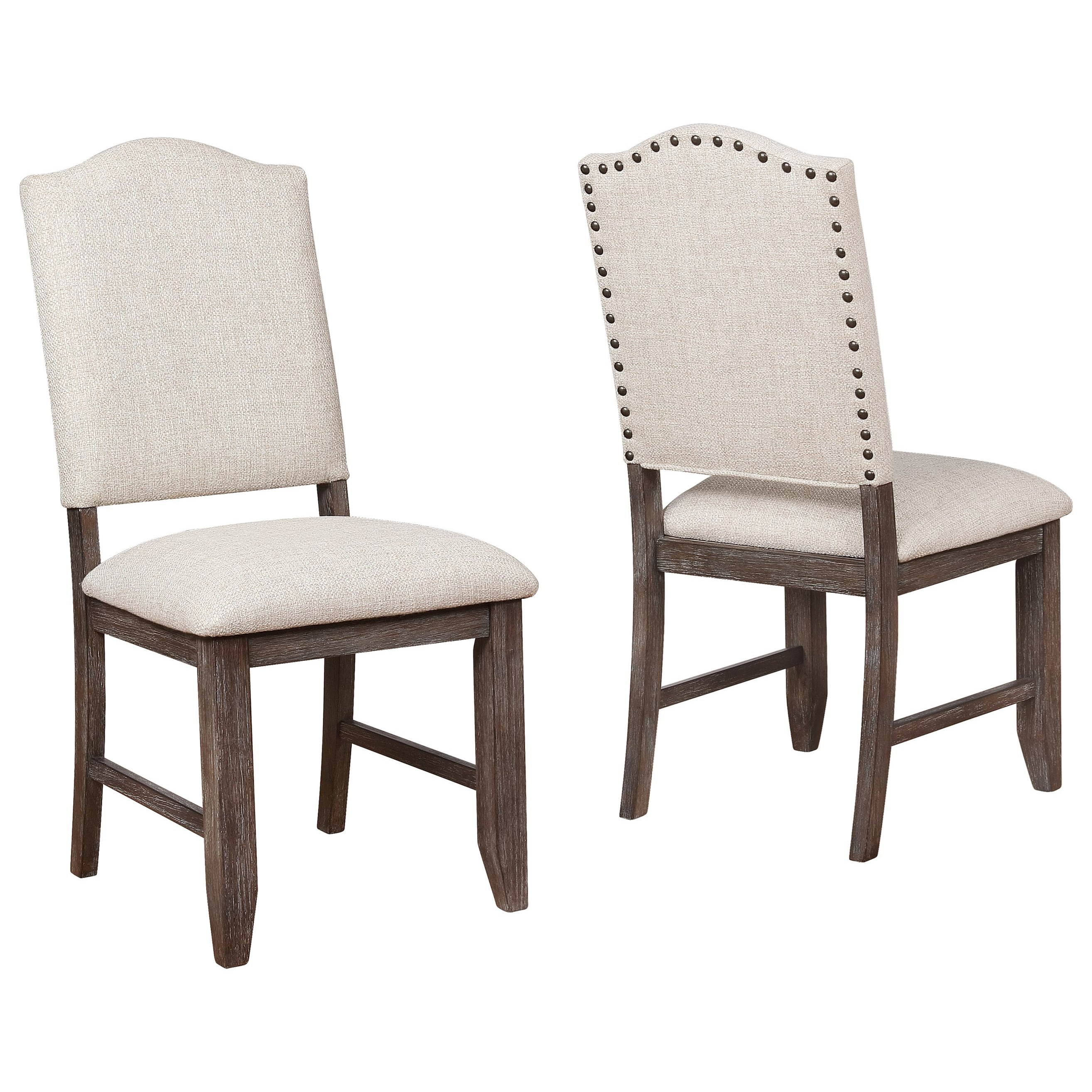 Regent Side Chair by Crown Mark at Northeast Factory Direct