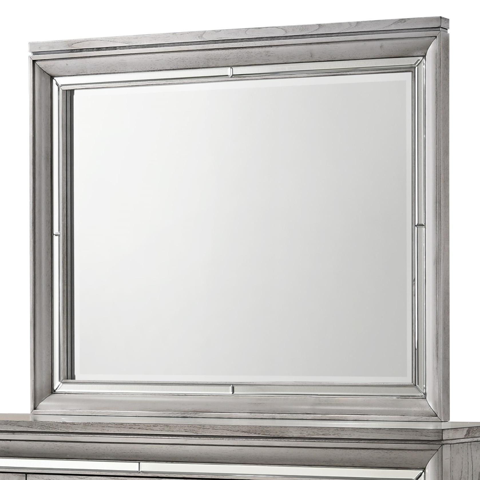 Vail Dresser Mirror by Crown Mark at Northeast Factory Direct
