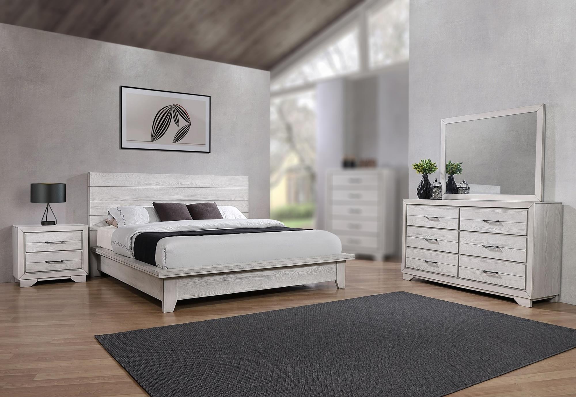 Stoneridge 4PC Queen Bedroom Set at Rotmans